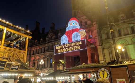 Manchester Christmas